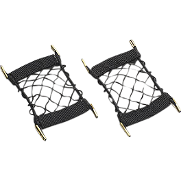 Honda Genuine Accessories Dash Pocket Nets - Honda Genuine Accessories Rear Bumper
