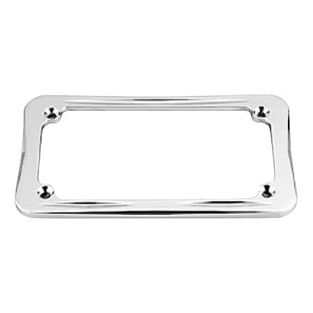 Honda Genuine Accessories Billet License Plate Frame - Main