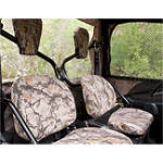 Honda Genuine Accessories Seat / Headrest Cover - Camo - Honda Genuine Accessories Utility ATV Seats and Backrests