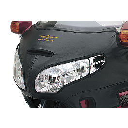 Honda Genuine Accessories Front Nose Mask - 2002 Honda Gold Wing 1800 - GL1800 Honda Genuine Accessories Replacement Foglight Lens Assembly