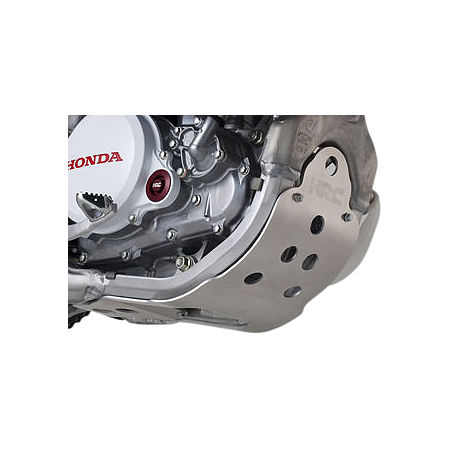 Honda Genuine Accessories Aluminum Skid Plate - Main