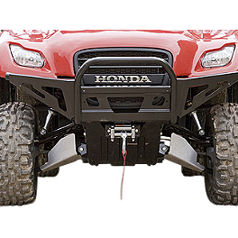 Honda Genuine Accessories Front Bumper Shield - Honda Genuine Accessories Rear Bumper