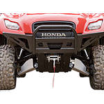 Honda Genuine Accessories Front Bumper Shield - Honda Genuine Accessories Utility ATV Winches and Bumpers