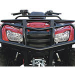 Honda Genuine Accessories Front Brush Guard - Honda Genuine Accessories Utility ATV Winches and Bumpers