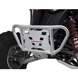 Honda Genuine Accessories Front Bumper - GNCC - Honda Genuine Accessories Swingarm Skid Plate