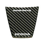 Honda Genuine Accessories Carbon Fiber Rear Cowl Trim Graphic - Honda Genuine Accessories Dirt Bike Products