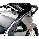 Honda Genuine Accessories Fairing Air Deflector Set - Honda Genuine Accessories Motorcycle Windscreens and Accessories