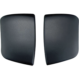 Honda Genuine Accessories Saddlebag Scuff Pad Set - Yana Shiki Fairing Bracket Arm