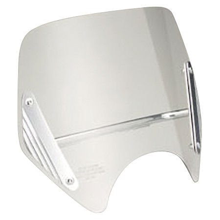 Honda Genuine Accessories Clear Boulevard Screen - Main