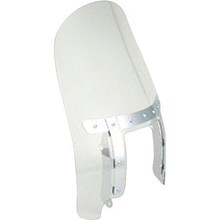 Honda Genuine Accessories Chrome Windscreen - Main