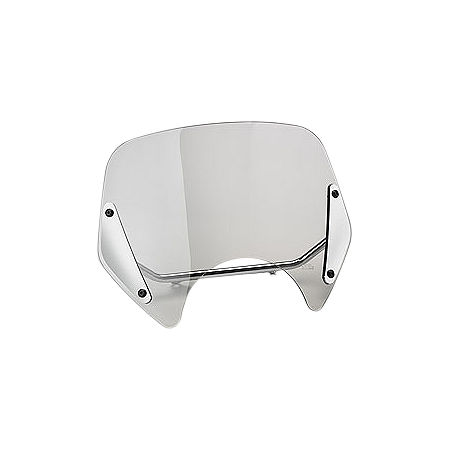 Honda Genuine Accessories Boulevard Windscreen - Clear - Main
