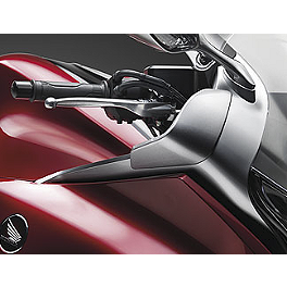 Honda Genuine Accessories Wind Deflector Set - Honda Genuine Accessories Center Stand