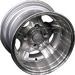 Honda Genuine Accessories Aluminum ATV Wheel - Rear - Dirt Bike Tire and Wheels