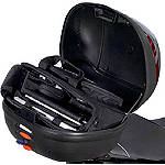 Kawasaki Genuine Accessories 39 Liter Top Case Trunk Bag -  Motorcycle Tail Bags