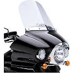 Kawasaki Genuine Accessories Chrome Windshield Trim - Cruiser Products