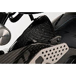 GYTR Carbon Fiber Rear Fender - Dirt Bike Fenders