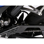GYTR Carbon Fiber Chain Guard - Yamaha GYTR Motorcycle Body Parts