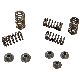GYTR Valve Spring Kit - 2005 Yamaha WR250F GYTR High Compression Piston