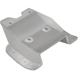 GYTR Swing Arm Skid Plate - 2010 Yamaha YFZ450X GYTR MSD Blaster FI Ignition And Fuel Controller