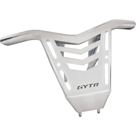 GYTR MX Front Grab Bar - Silver - Main