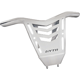 GYTR MX Front Grab Bar - Silver - GYTR MX Front Grab Bar - Black