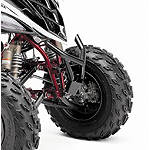 GYTR SE Front Grab Bar - Black - Yamaha GYTR ATV Bumpers