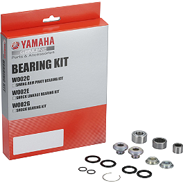 Yamaha Genuine OEM Shock Bearing Kit - Yamaha Genuine OEM Off-Road Rear Wheel - 2.15 x 19 Silver