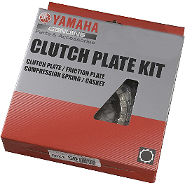 Yamaha Genuine OEM Clutch Kit - Yamaha Genuine OEM Off-Road Rear Wheel - 2.15 x 19 Silver