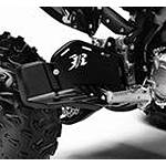 GYTR Special Edition Footwells - ATV Heel Guards