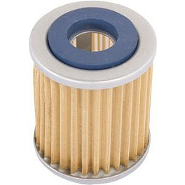 Yamaha Genuine OEM Oil Filter - Yamaha Genuine OEM Off-Road Rear Wheel - 2.15 x 19 Silver