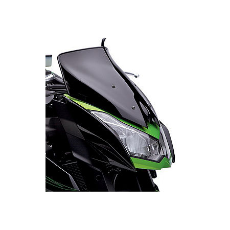 Kawasaki Genuine Accessories Wind Deflector - Smoke - Main