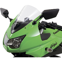 Kawasaki Genuine Accessories Bubble Windshield - Kawasaki Genuine Accessories Sport Windscreen