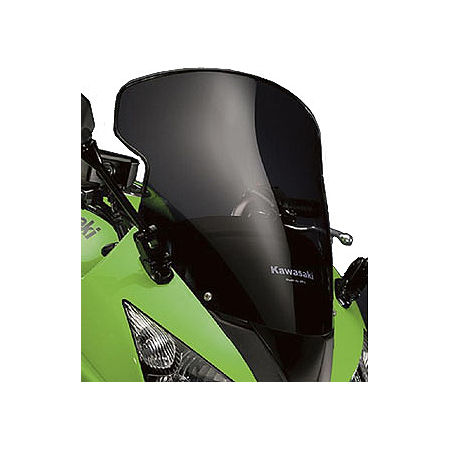 Kawasaki Genuine Accessories Spoiler Windscreen - Main