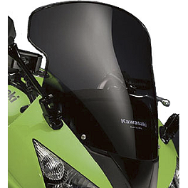 Kawasaki Genuine Accessories Spoiler Windscreen - Kawasaki Genuine Accessories Sport Windscreen