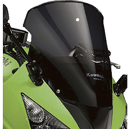Kawasaki Genuine Accessories Sport Windscreen - Kawasaki Genuine Accessories Spoiler Windscreen