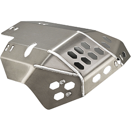GYTR Skid Plate - GYTR Tall Windshield - Clear