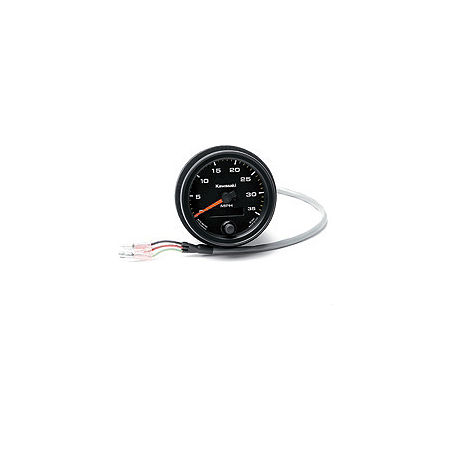 Kawasaki Genuine Accessories Speedometer Kit - Black - Main