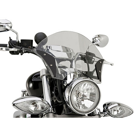 Yamaha Star Accessories Boulevard Midnight Windshield - Main