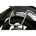 Yamaha Star Accessories Stryker Saddlebag Support Bar Hardware Kit - Yamaha Star Accessories Cruiser Saddle Bags