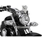Yamaha Star Accessories Passing Lamps -  Cruiser Lights & Lighting