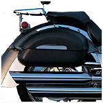Victory OEM Vegas And Kingpin Semi-Hard Saddlebags -  Cruiser Saddle Bags