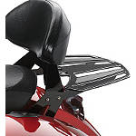 Victory OEM Lock & Ride Luggage Rack - Cruiser Tail Bags