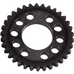 GYTR Y.E.C. Racing Exhaust Cam Sprocket - Yamaha GYTR Motorcycle Engine Parts and Accessories
