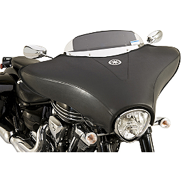 Yamaha Star Accessories Fairing Cover - 2007 Yamaha Roadliner 1900 Midnight - XV19M Yamaha Star Accessories Stratoliner Deluxe Wind Deflector - Clear