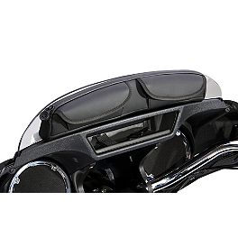 Yamaha Star Accessories Stratoliner Deluxe Windshield Bag - Yamaha Star Accessories Stratoliner Deluxe Tall Windshield