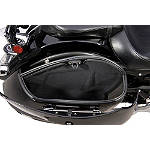 Yamaha Star Accessories Fitted Lining for Deluxe Hard Sidebags -  Cruiser Saddle Bags