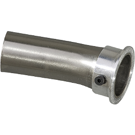 GYTR FMF Powercore Quiet Core Spark Arrestor Insert - GYTR FMF Racing 2-Stroke Exhaust Pipe - Raw