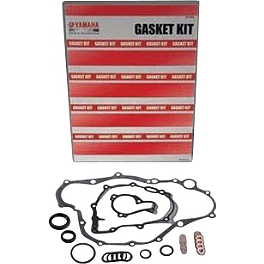 Yamaha Genuine OEM Top End Gasket Kit - 2010 Yamaha YZ450F Yamaha Genuine OEM Off-Road Rear Wheel - 2.15 x 19 Silver