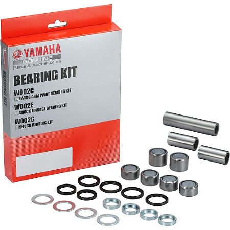 Yamaha Genuine OEM Shock Linkage Bearing Kit - Main