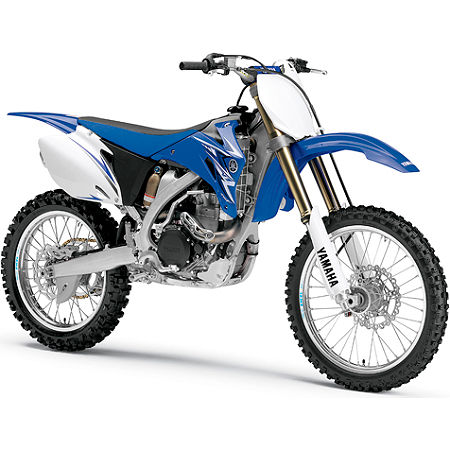 Yamaha Genuine OEM Plastic Kit - Blue - Main